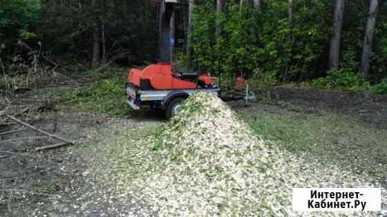 Очистка и утилизация участка от кустарника Кемерово