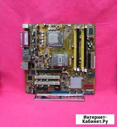 Asus P5B-VM mATX G965 Материнская плата LGA775 Омск