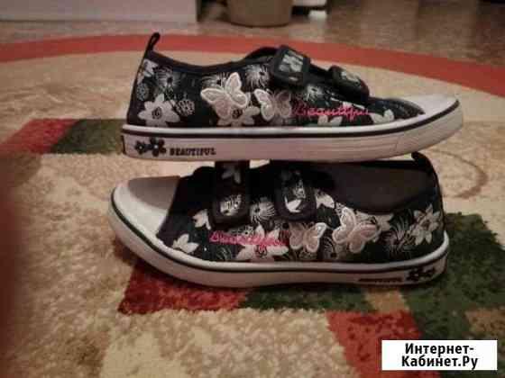 Обувь для девочек Череповец