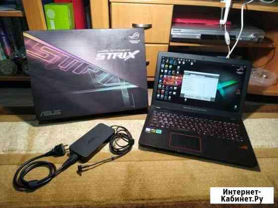 Игровой ноутбук Asus (GL553VD-FY182t) Новосибирск