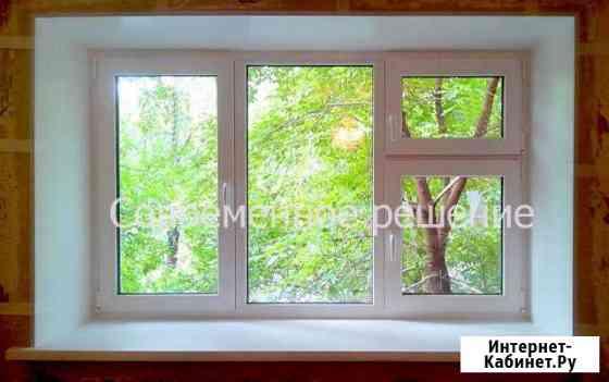 Окно veka 2110*1395 Тверь