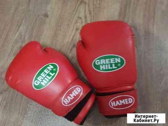 Боксёрские перчатки Тюмень
