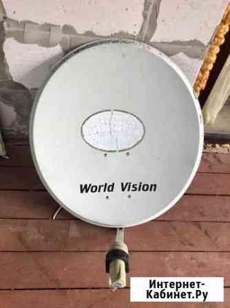 Телевидение телекарта комплект с тарелкой, картой Калуга