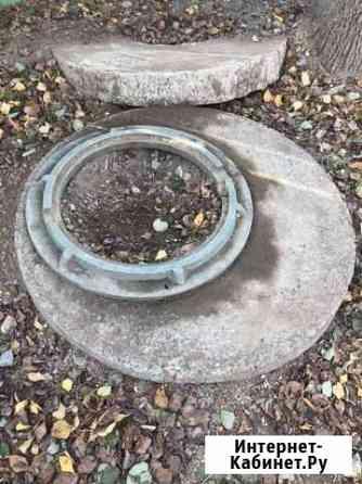 Крышка для бетонного кольца Лысьва