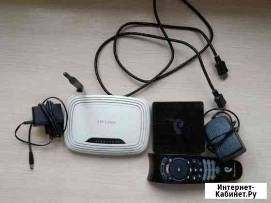 TV приставка,роутер,кабель hdmi Тамбов