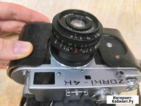 4K-Фотоаппарат Zorki Кемерово