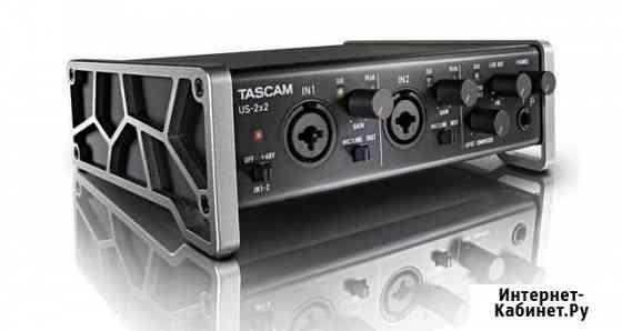 Tascam US-2x2 Аудио интерфейс (звуковая карта) Рязань