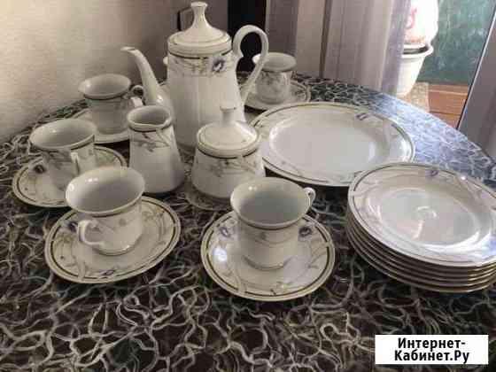Сервиз чайный 22 предмета Челябинск