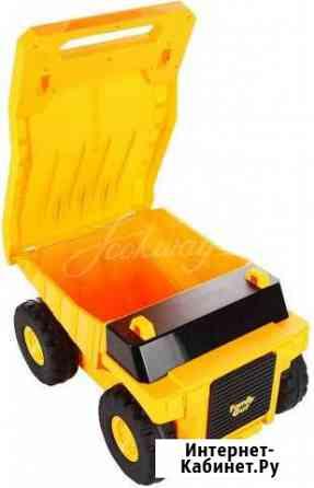Детский чемодан-грузовик Family Out новый Ростов-на-Дону