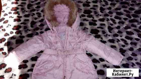 Куртка весна-осень для девочки 1-2 года Пенза