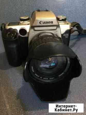 Фотоаппарат Canon eos 50 объектив canon 24-85 mm u Москва