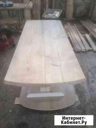 Деревянный стол Калуга