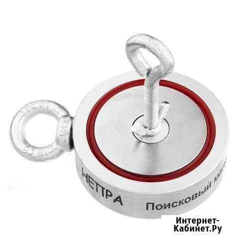 Двухсторонний поисковый магнит непра 600 кг Великий Новгород