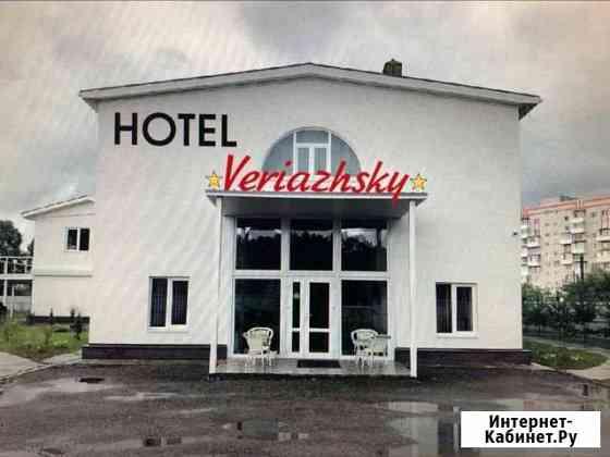 Уборщик помещений отеля Великий Новгород