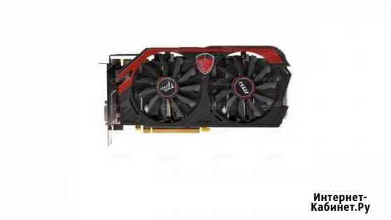 GTX 760 4GB gddr5 MSI Пермь