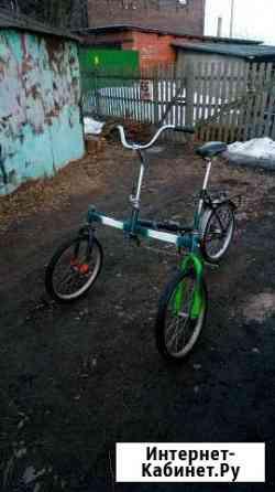 Велосипед трехколесный кама Пермь