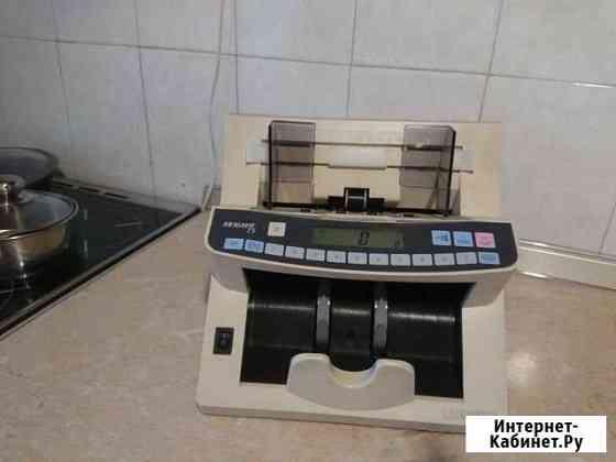 Счетчик банкнот Magner 75 Made in Japan Челябинск