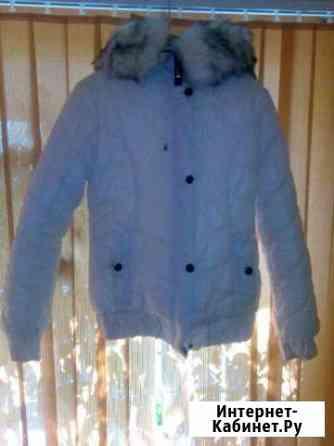 Куртка тёплая Омск