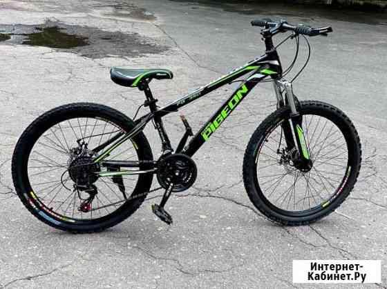 Новый велосипед диаметр 24 Омск