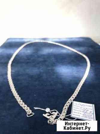 Цепь «Кардинал», серебро 925*, 22,7 гр Майкоп