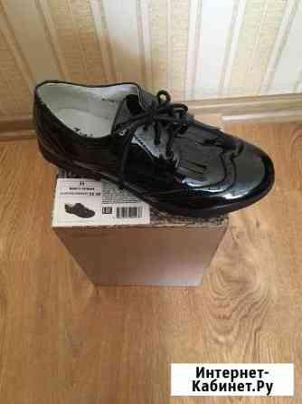 Туфли для девочки новые Белгород