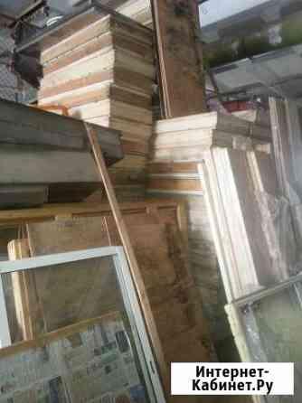 Двери балконные деревянные Чебоксары