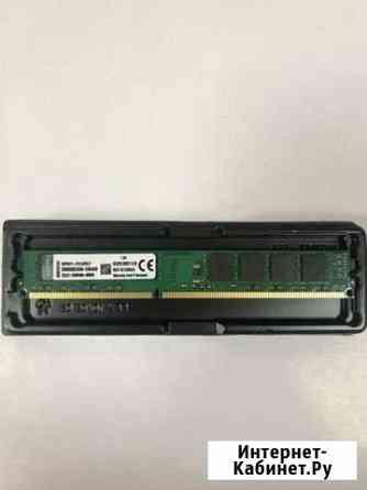 Память DDR3 8Gb 1600 мгц Kingston valueram (KVR16N Улан-Удэ