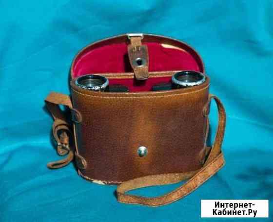 Бинокль бпп 8х30 комз с кофром СССР 68 год Сарапул