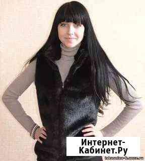 Жилет из искусственного меха Саранск