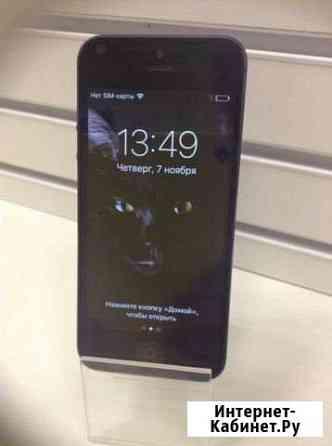 iPhone 5 Black MD655 Тула