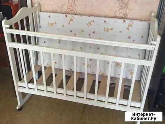Кроватка детская Тольятти