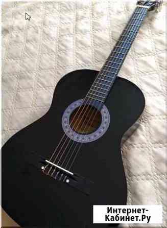 Акустическая гитара Новосибирск