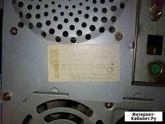 Системный блок компьютер P4 Вологда