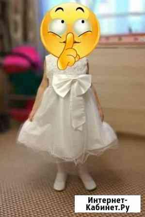 Платье на девочку Мурманск