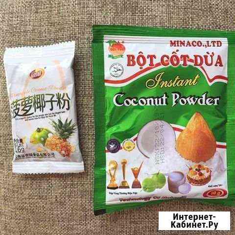 Сухое кокосовое молоко Пермь
