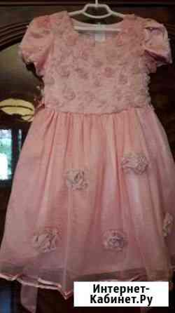 Платье на девочку нарядное Севастополь