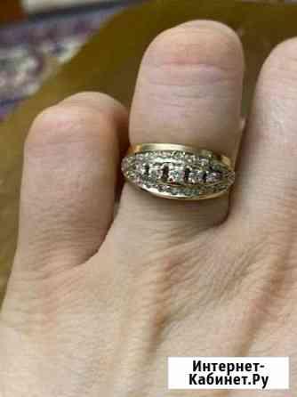 Кольцо с бриллиантами 585 проба Махачкала
