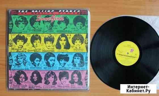 The Rolling Stones - Some Girls Псков