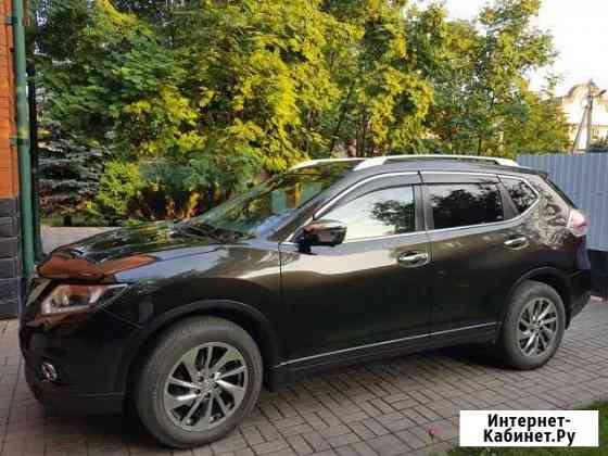 Nissan X-Trail 2.0CVT, 2015, 27500км Липецк