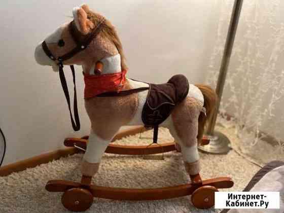 Конь-качалка Владикавказ