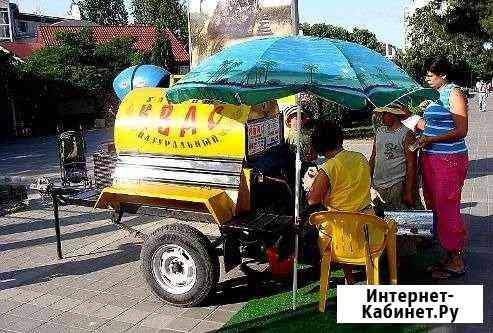 Продавец кваса Барнаул