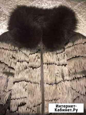 Замшевая куртка Усть-Джегута