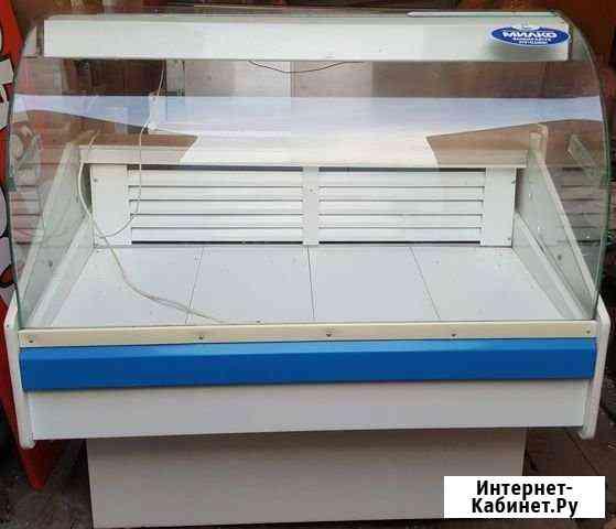 Холодильная витрина Шушенское