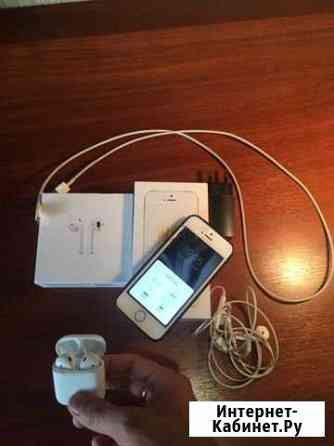 iPhone SE + AirPods Чебоксары