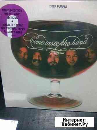 Винил Deep PurpleCome taste the Band Holland Ставрополь