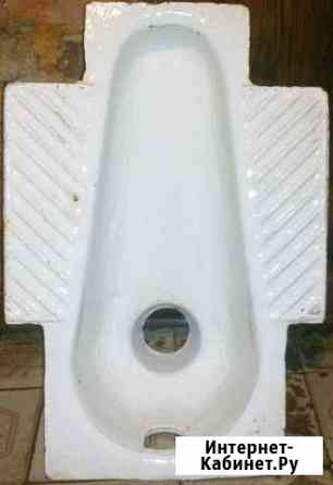 Унитаз напольный(Чаша Генуя) Чебоксары