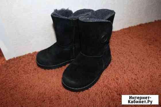 Зимние ботиночки Ухта