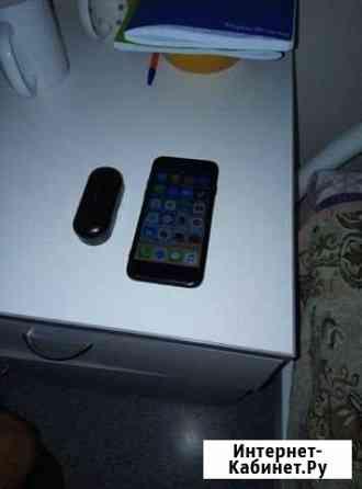 Телефон iPhone 7 128 чёрный Курган