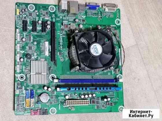 Материнская плата+ процессор 4х-ядерный Новотроицк