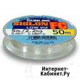 Леска Sunline 50 м 0,30 Владимир
